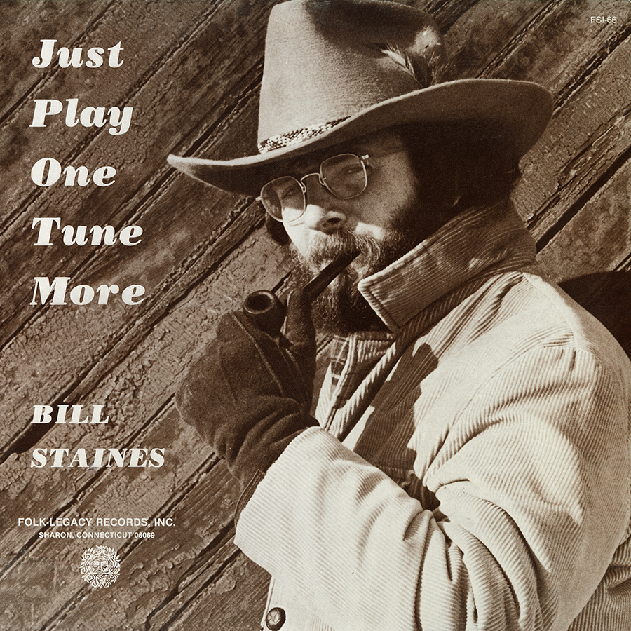 Just Play One Tune More, LP artwork