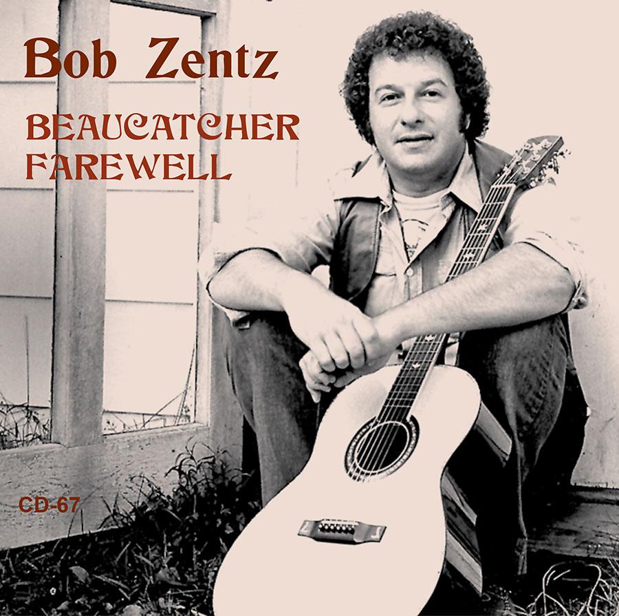 Beaucatcher Farewell, CD artwork