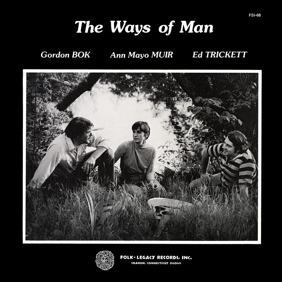 The Ways of Man, LP artwork