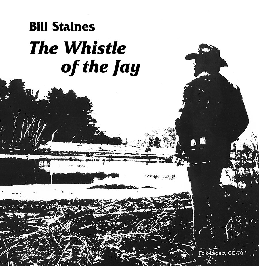 The Whistle of the Jay, CD artwork