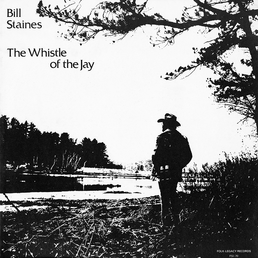 The Whistle of the Jay, LP artwork
