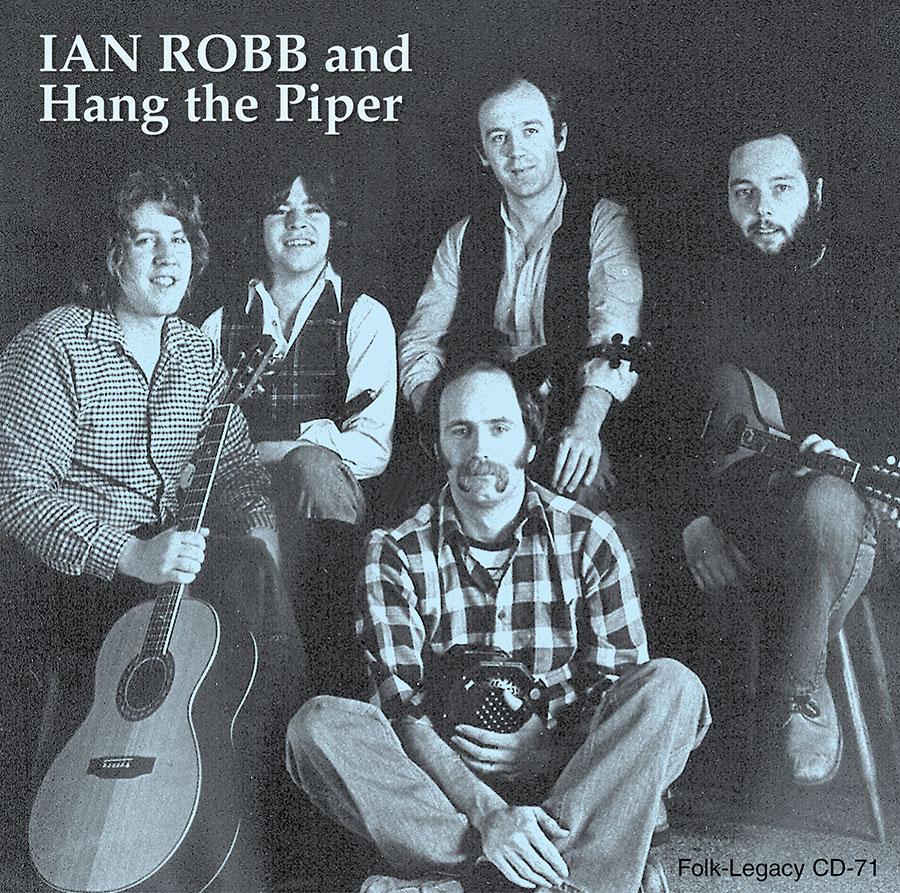 Ian Robb and Hang the Piper, CD artwork