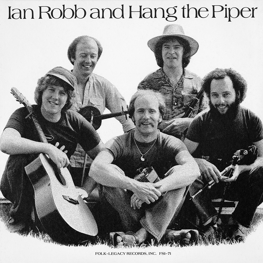 Ian Robb and Hang the Piper, LP artwork