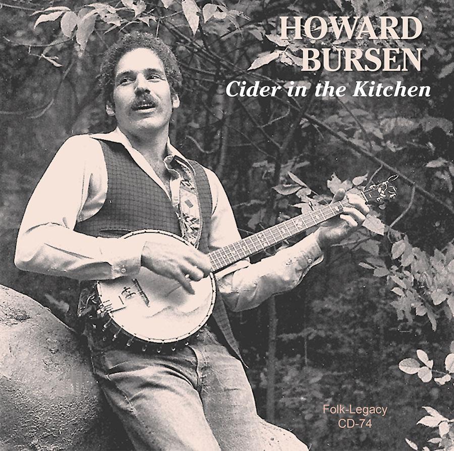 Cider in the Kitchen, CD artwork