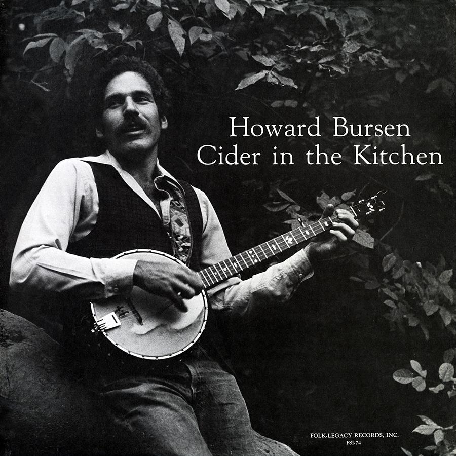 Cider in the Kitchen, LP artwork
