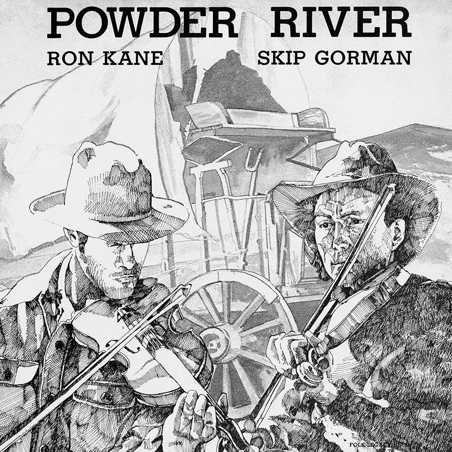 Powder River, LP artwork