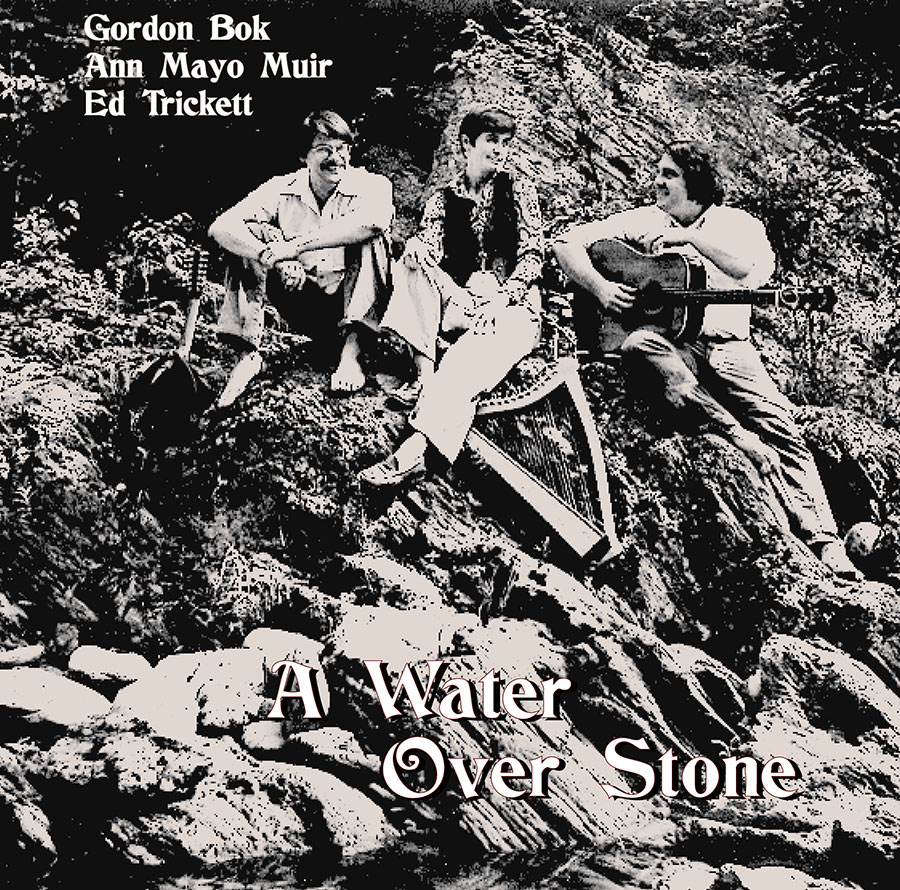 A Water Over Stone, CD artwork