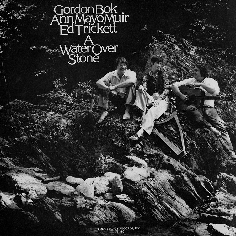 A Water Over Stone, LP artwork