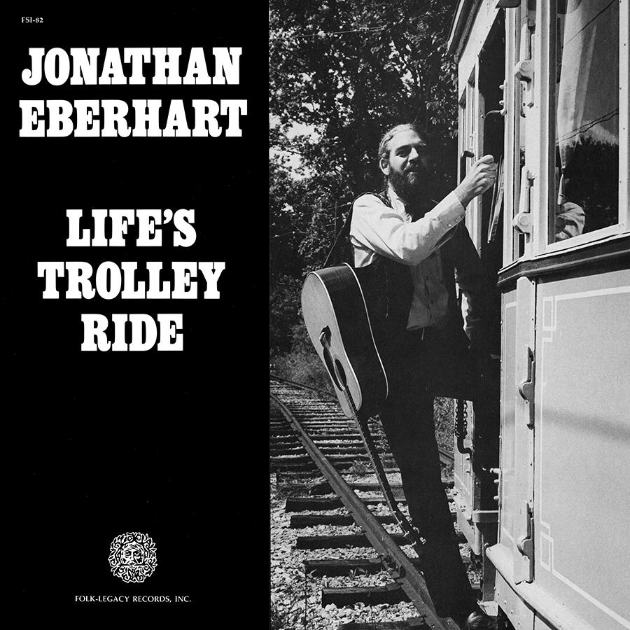 Life's Trolley Ride, LP artwork