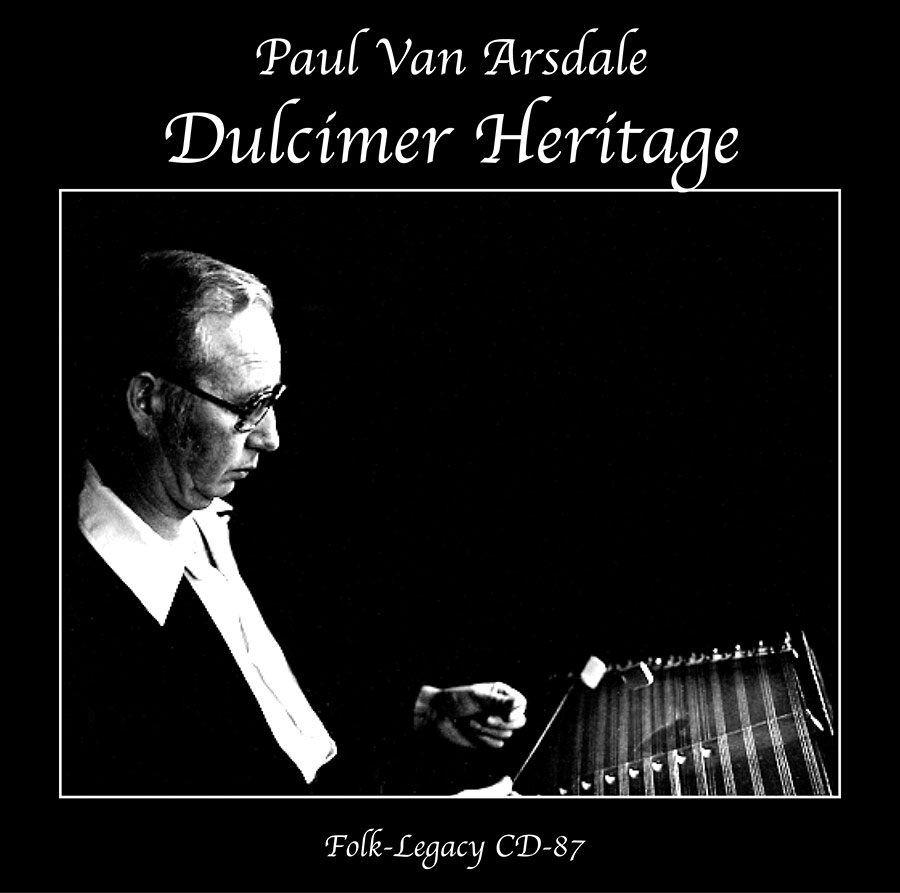 Dulcimer Heritage, CD artwork