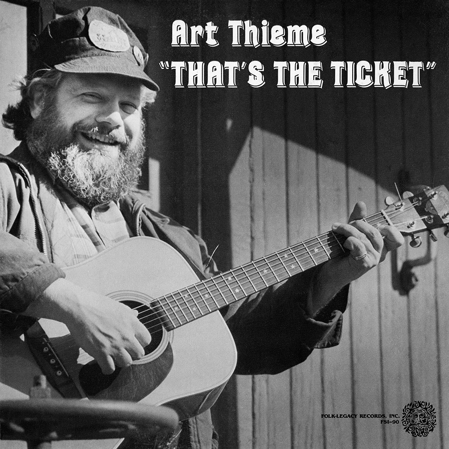 That's the Ticket, LP artwork