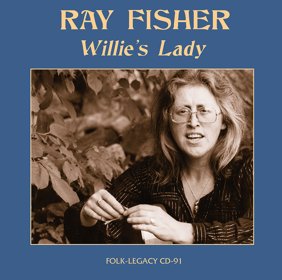 Willie's Lady, CD artwork