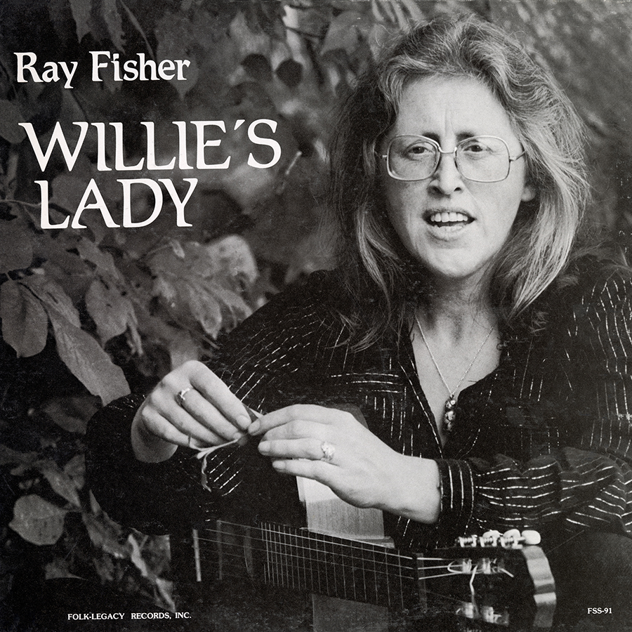 Willie's Lady, LP artwork