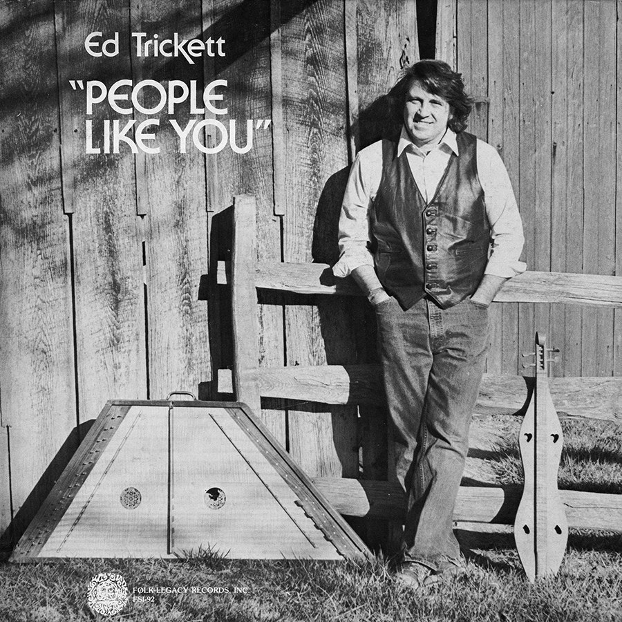 People Like You, LP artwork