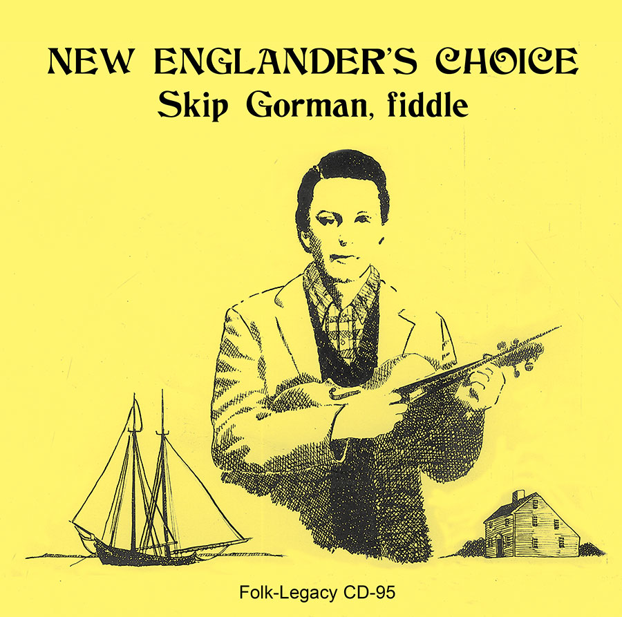 New Englander's Choice, CD artwork