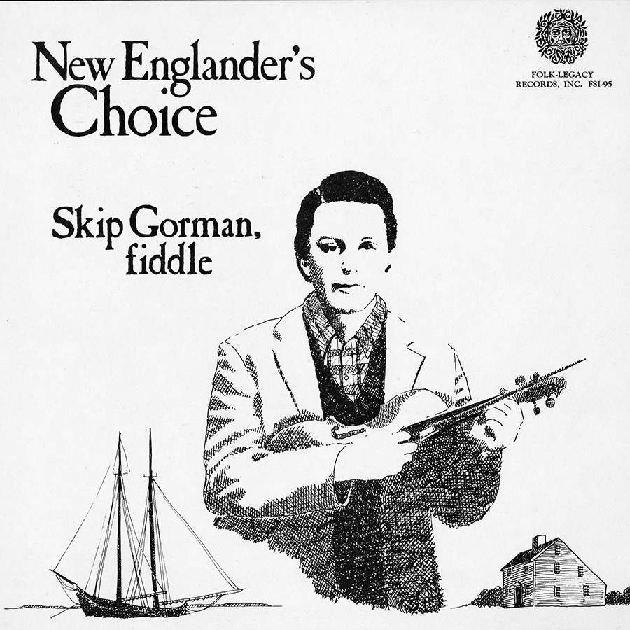 New Englander's Choice, LP artwork