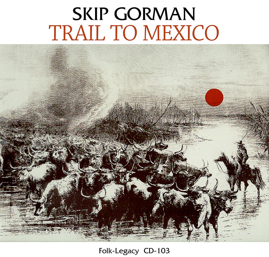 Trail to Mexico, CD artwork