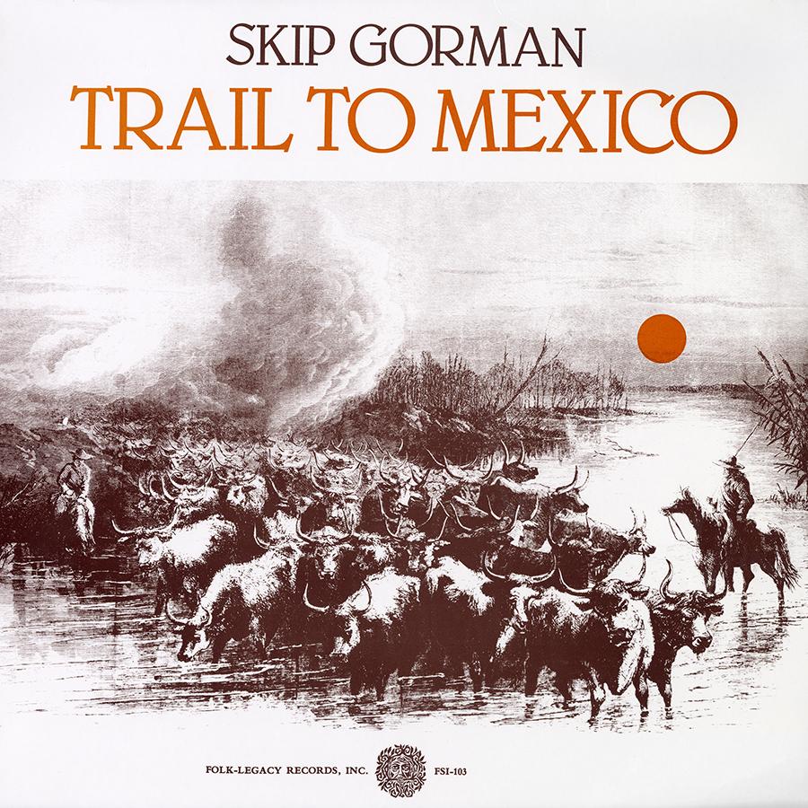 Trail to Mexico, LP artwork