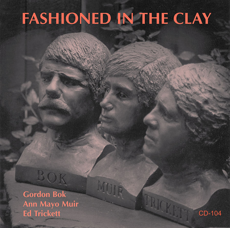 Fashioned in the Clay, CD artwork