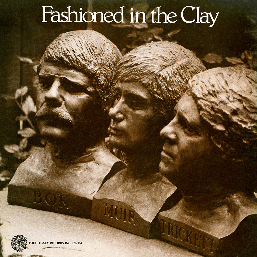 Fashioned in the Clay, LP artwork