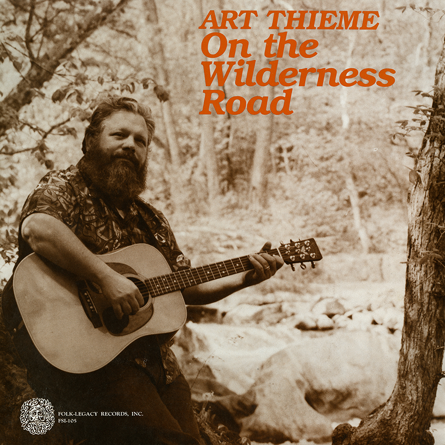 On the Wilderness Road, LP artwork