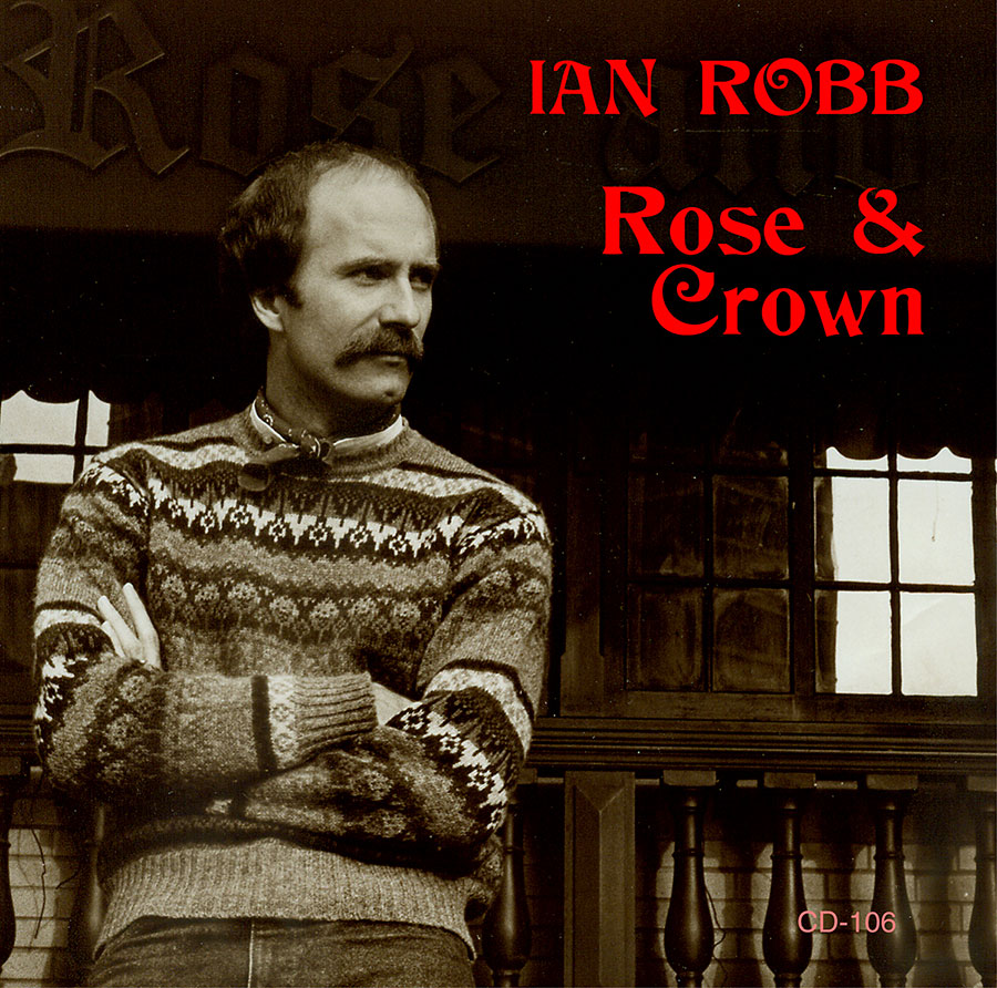 Rose and Crown, CD artwork