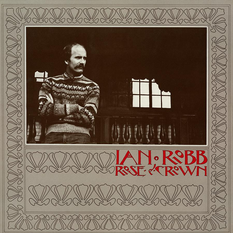 Rose and Crown, LP artwork