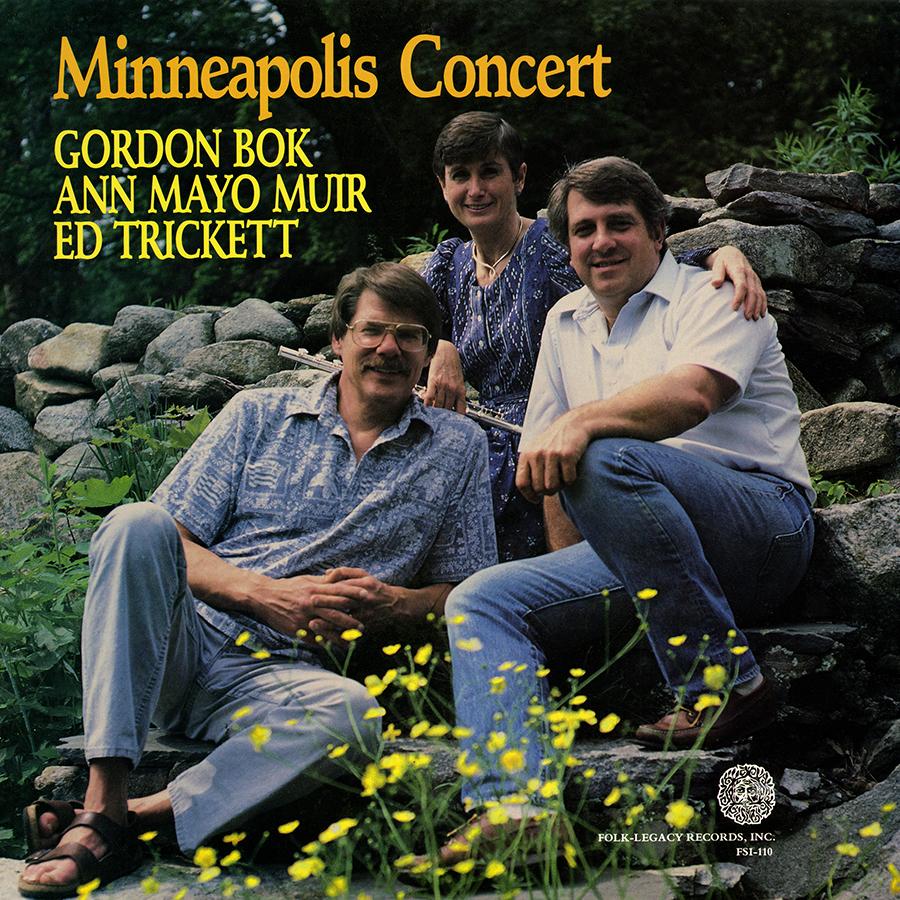 Minneapolis Concert, LP artwork
