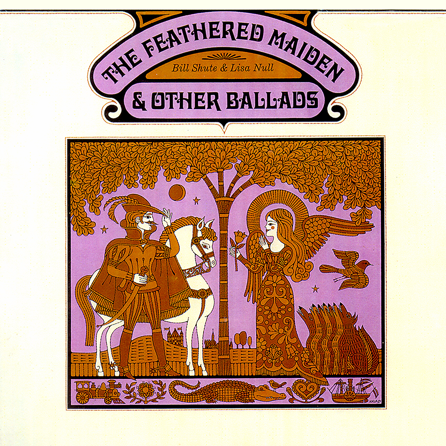 The Feathered Maiden and Other Ballads