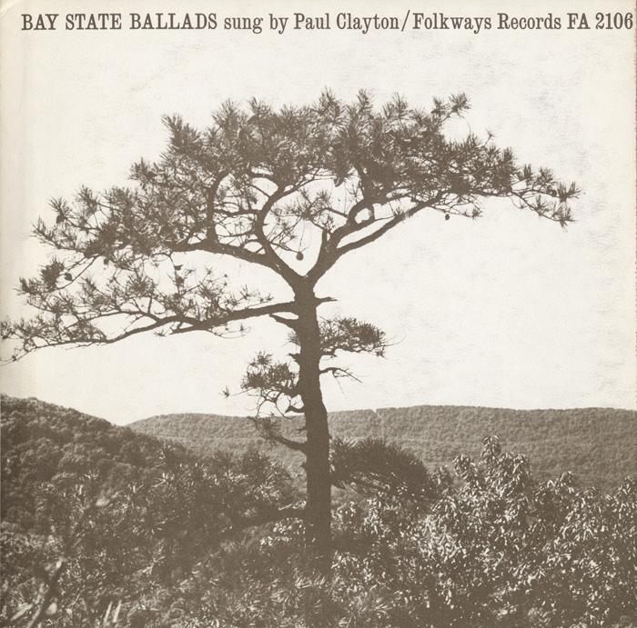 Bay State Ballads