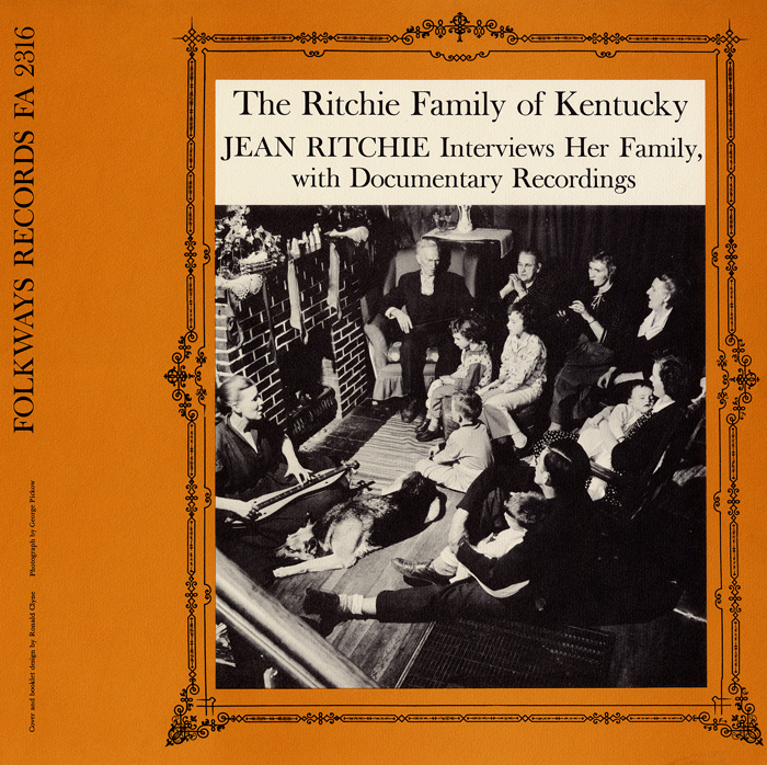 The Ritchie Family of Kentucky