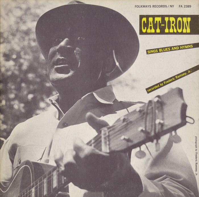 Cat-Iron Sings Blues and Hymns