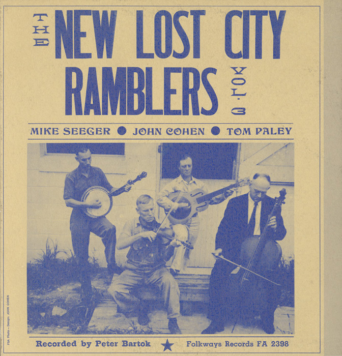 New Lost City Ramblers - Vol. 3