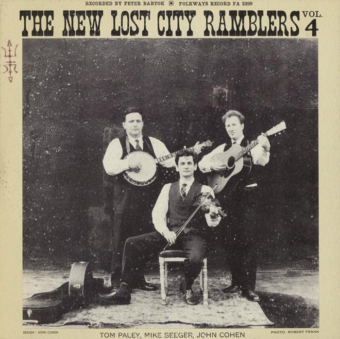 New Lost City Ramblers - Vol. 4