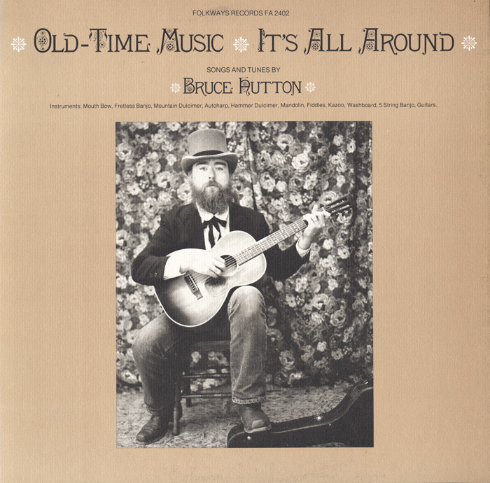 Old-Time Music - It's All Around
