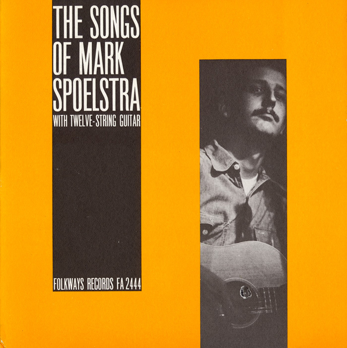 The Songs of Mark Spoelstra
