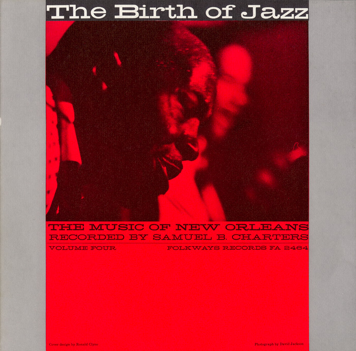 Music of New Orleans, Vol. 4: The Birth of Jazz