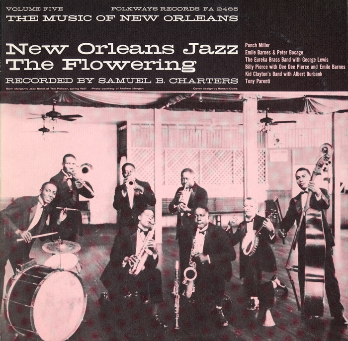 Music of New Orleans, Vol. 5: New Orleans Jazz: The Flowering