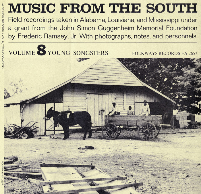 Music from the South, Vol. 8: Young Songsters