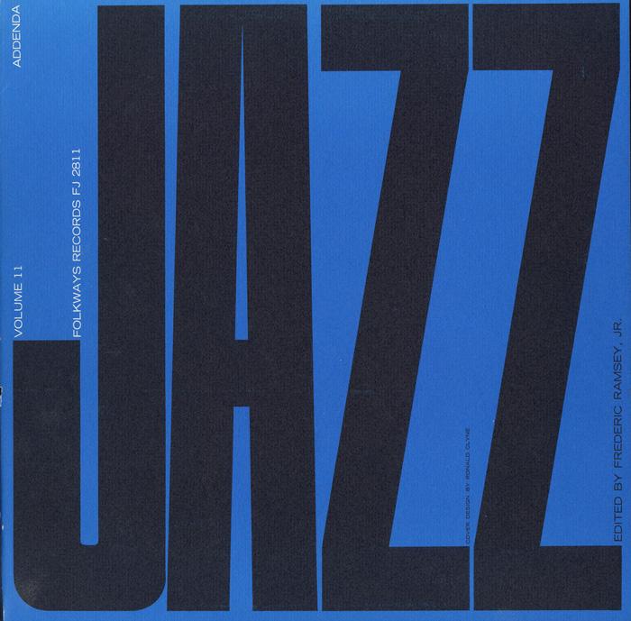 Jazz, Vol. 11: Addenda