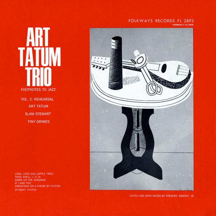Footnotes to Jazz, Vol. 2: Jazz Rehearsal, II