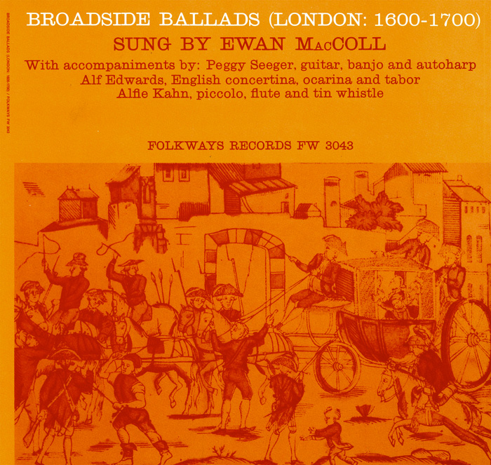 Broadside Ballads, Vol. 1 (London: 1600-1700)