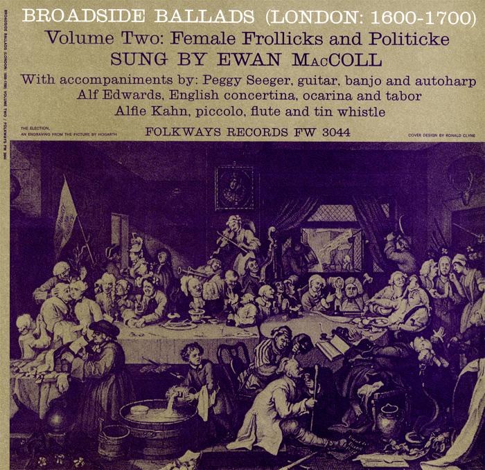 Broadside Ballads, Vol. 2 (London: 1600-1700) - Female Frollicks and Politicke