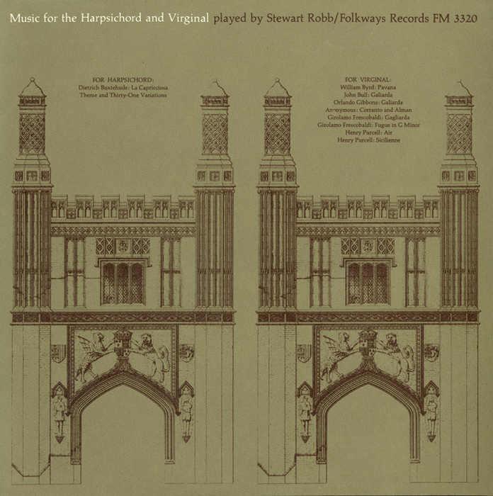 Music for the Harpsichord and Virginal