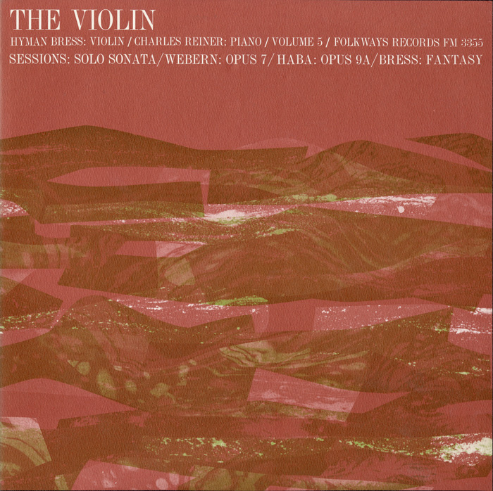 The Violin: Vol. 5