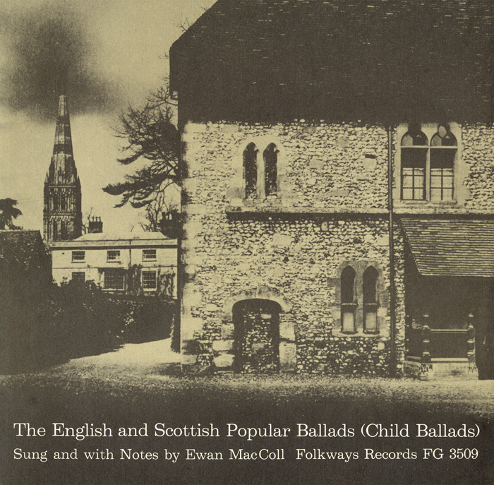 The English and Scottish Popular Ballads: Vol. 1 - Child Ballads
