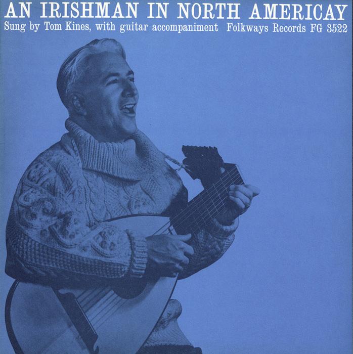 An Irishman in North Americay