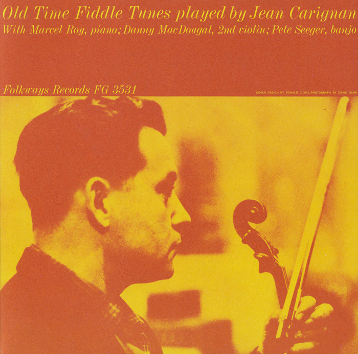 Old Time Fiddle Tunes Played by Jean Carignan