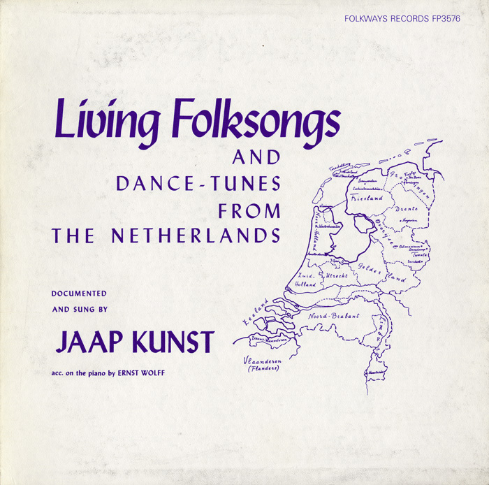 Living Folksongs and Dance-Tunes from the Netherlands