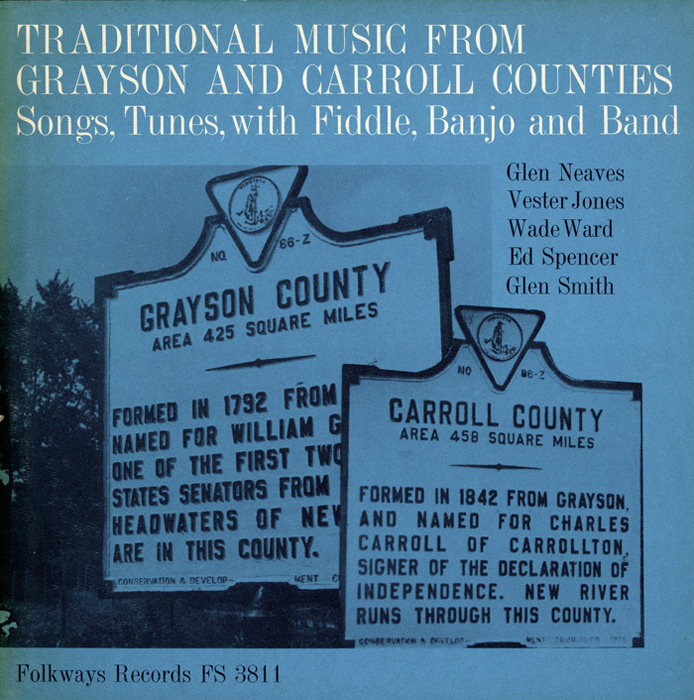 Lyric handsome molly lyrics : Traditional Music from Grayson and Carroll Counties, Virginia ...